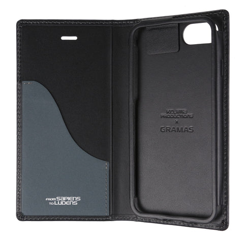 GRAMAS - KOJIMA PRODUCTIONS Leather Phone Case
