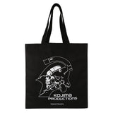 KOJIMA PRODUCTIONS Tote Bag
