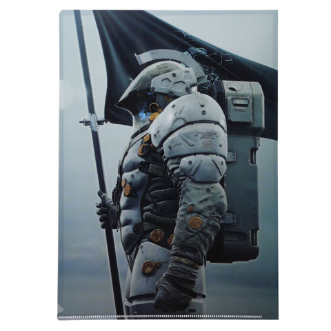KOJIMA PRODUCTIONS File Folder Black Ver