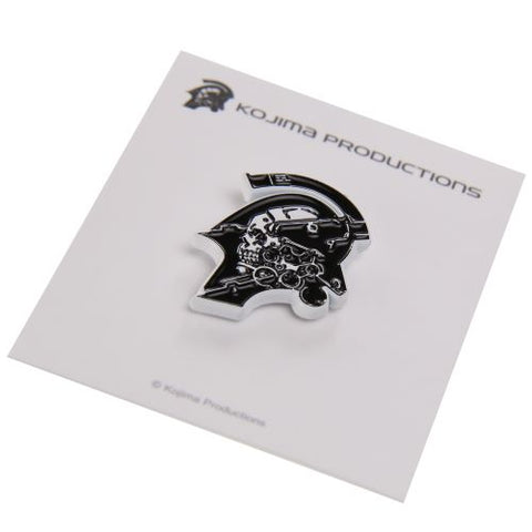 KOJIMA PRODUCTIONS White & Black Badge