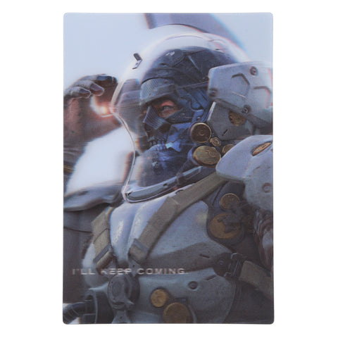 3D Post Card / LUDENS