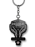 DEATH STRANDING FRAGILE EXPRESS Metal Keychain