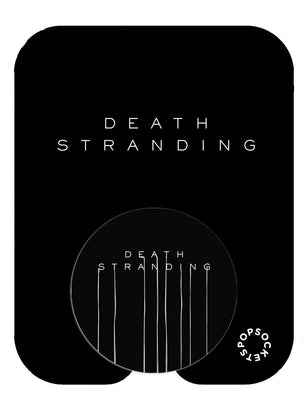 Логотип Death Stranding PopSocket