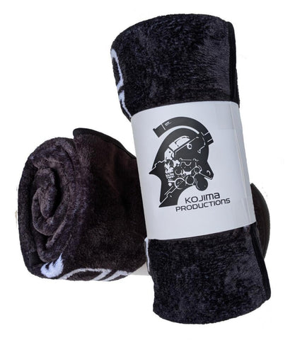 Kojima Productions Logo Luxury Blanket