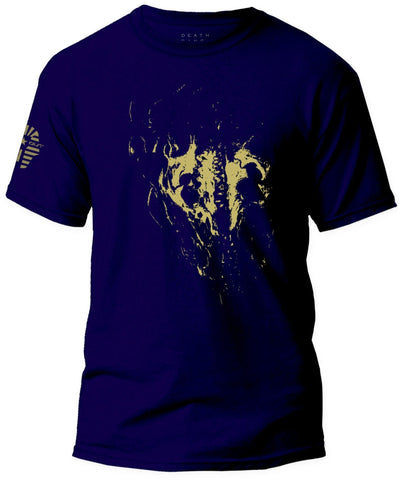DEATH STRANDING Gold Feline T-Shirt