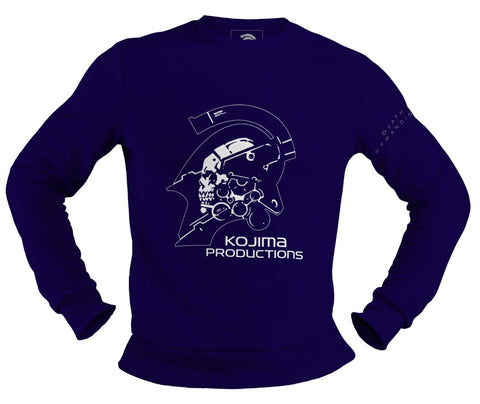 KOJIMA PRODUCTIONS Logo Sweatshirt