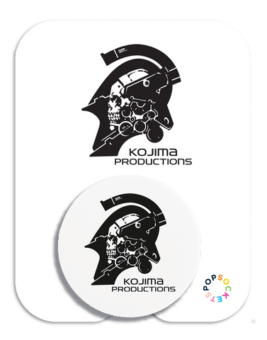 Kojima Productions Logo PopSocket