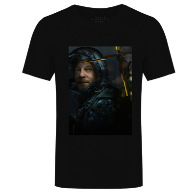 DEATH STRANDING Sam Bridges Poster T-Shirt
