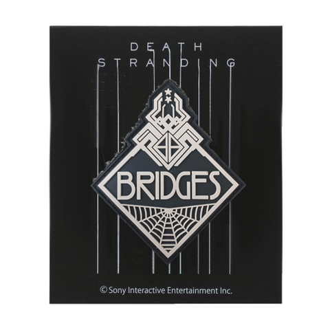 Death Stranding Bridges Legacy Removable Patch