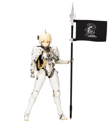 KOJIMA PRODUCTIONS Lady LUDENS Figurine