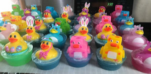 Lucky Ducky Soap