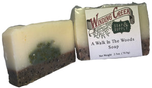 A Walk In The Woods Soap