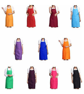 Aprons, with custom saying