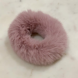 Fluffy Scrunchie