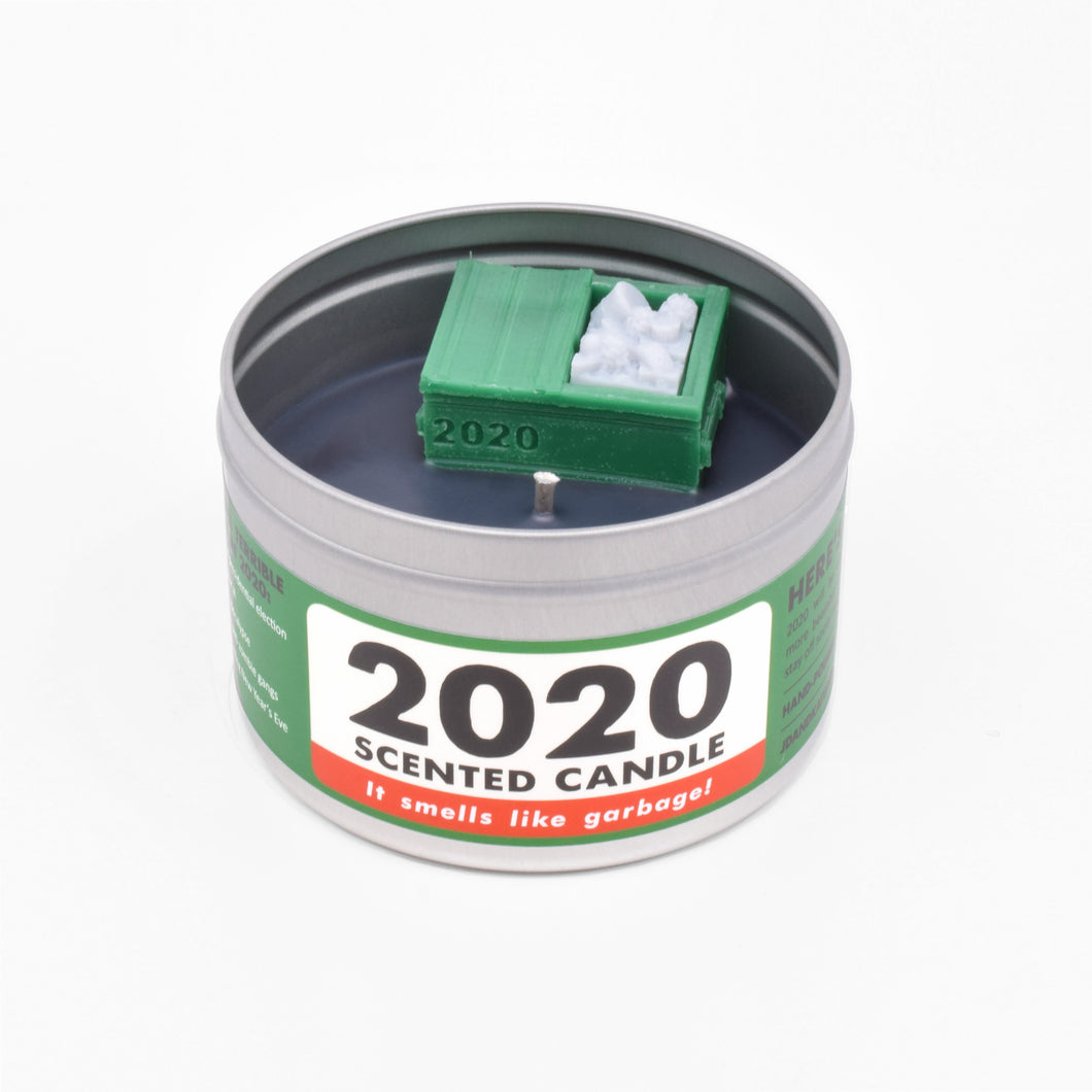 2020-Scented Candle