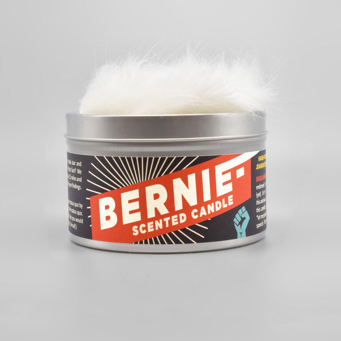 Bernie-Scented Candle
