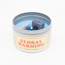 Load image into Gallery viewer, Global Warming-Scented Candle