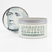 Load image into Gallery viewer, Alexander Hamilton-Scented Candle