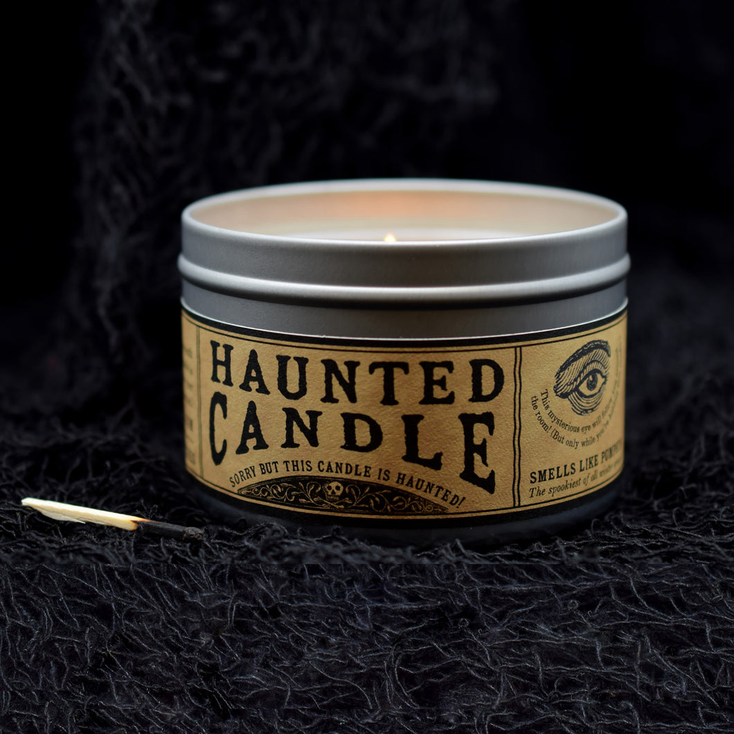 Haunted Candle