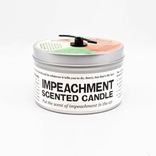 Load image into Gallery viewer, Impeachment-Scented Candle