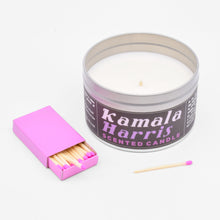 Load image into Gallery viewer, Kamala Harris-Scented Candle