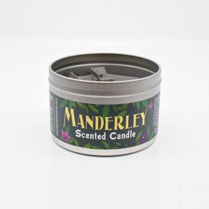The Manderley-Scented Candle