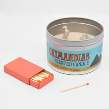 Load image into Gallery viewer, Ozymandias-Scented Candle