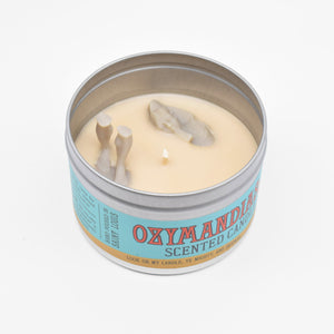 Ozymandias-Scented Candle