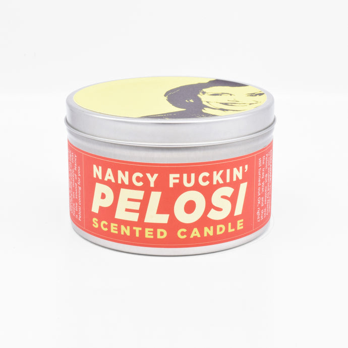 Nancy Pelosi-Scented Candle