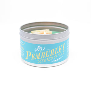 Pemberley-Scented Candle