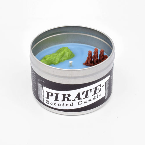 Pirate-Scented Candle