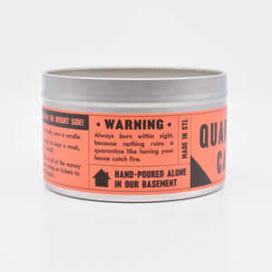 Quarantine Candle