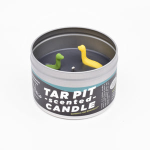 Tar Pit-Scented Candle
