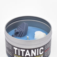 Load image into Gallery viewer, Titanic-Scented Candle