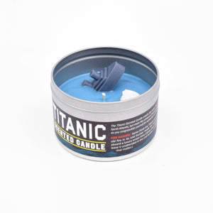 Titanic-Scented Candle