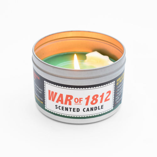 War of 1812-Scented Candle