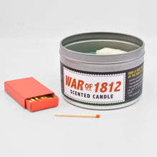 Load image into Gallery viewer, War of 1812-Scented Candle