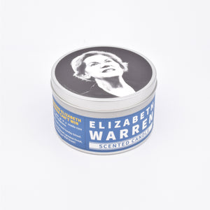 Elizabeth Warren-Scented Candle