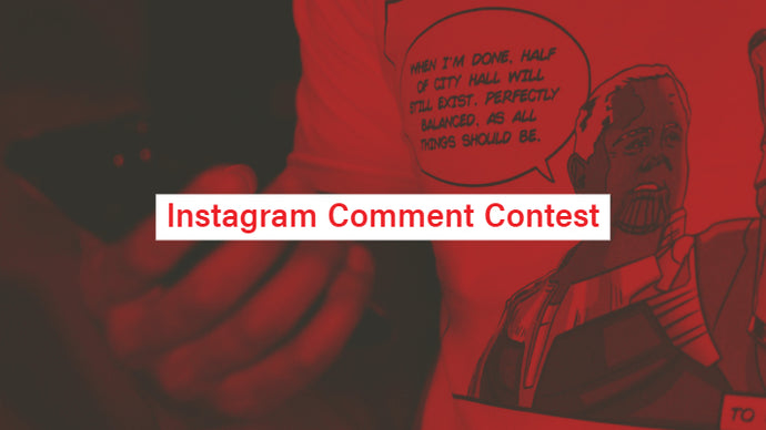 Instagram Comment Contest