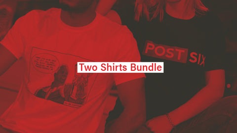Post Six Two T-Shirts bundle offer discount code