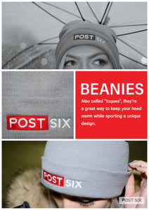 Post Six Look Book Beanies 2018