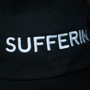Sufferin Hat custom embroidery from Post Six