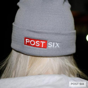 One Size Fits All Unisex Beanie from Post Six