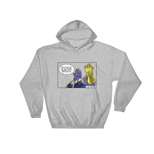Thanos Ford Grey Hoodie