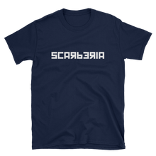 Load image into Gallery viewer, Scarberia Navy Blue T-Shirt