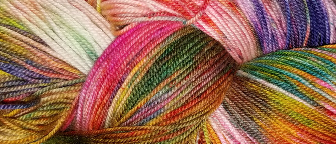 Yarn of the month