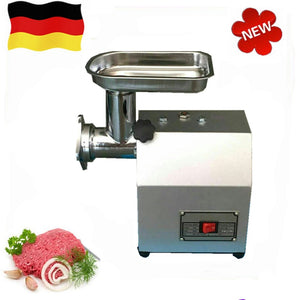 Best Price small commercial electric meat grinder automatic grinder sausage filler on sale stainless steel kitchen appliance