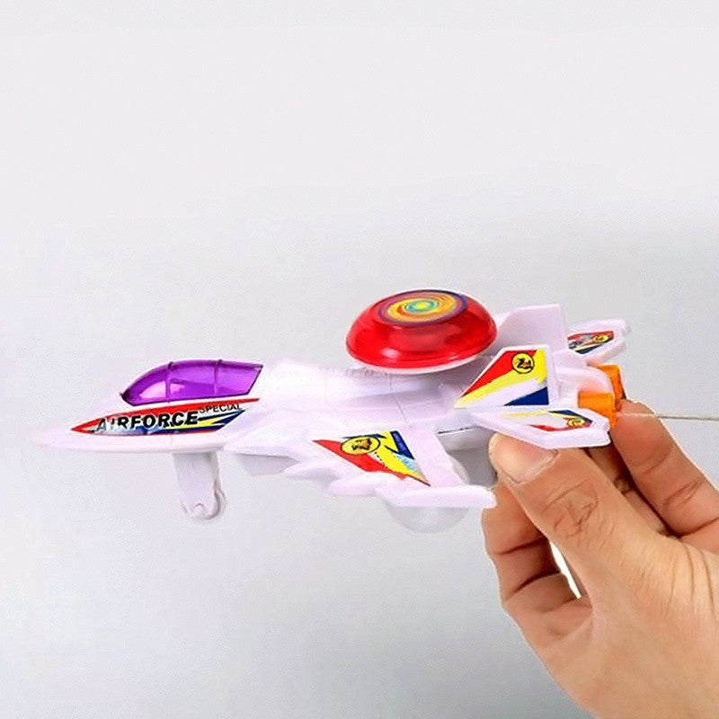 Electric Small Airplane Toy Great Gift Toys for Kids