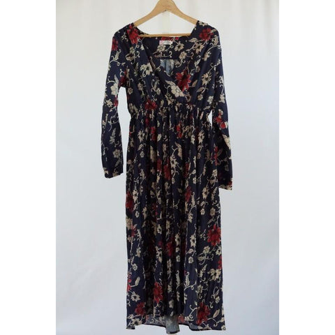 Was £29.99 Now £15.00 Floral Midi Dress