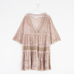 Was £35.99 Now £19.99 Boho prairie style cotton dress
